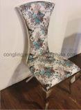 B8065 Wholesale das Harz Chiavari Blumen-Gewebe, das Stuhl speist