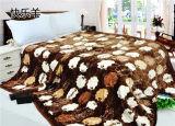 専門の珊瑚の羊毛旅行毛布の珊瑚の羊毛毛布の製造者のAldiのための防水ピクニック毛布