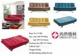 Moderner Entwurfs-Sofa mit Bett für Hotel gefalteten Futon