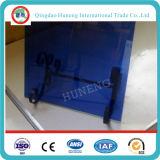 obscuridade de 5.5mm - vidro de flutuador azul da cor para o edifício