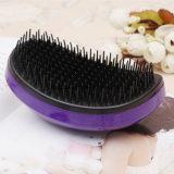 L'efficace spazzola di capelli di Detangler per le donne, le ragazze, uomini e Ragazzo-Usa come pettine o i capelli Spazzolare-Usano in sottile, spesso, riccio, diritto, bagnato