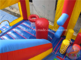 Principessa Frozen Inflatable Slide Combo/Camera rimbalzante combinata