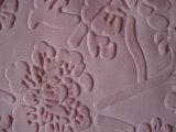 원자 Fabric&Leather 돋을새김 기계