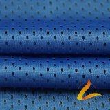 Tela elástico hecha punto de Lycra del Spandex del poliester para la aptitud de la ropa de deportes (LTT-8016#)