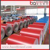 Marktführer-Zubehör strich galvanisierte Stahlringe PPGI vor