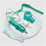 Oxígeno PVC ajustable máscara de Venturi para el uso del hospital