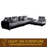 Sofà del salone con il sofà di disegno moderno impostato (F880)