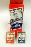 Alta calidad revestida Playingcards de 988 plásticos