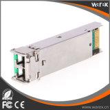 Transmisor-receptor compatible de los DOM del producto SFP-FE-LH40-SM1310 100BASE-EX SFP 1310nm los 40km de la red de H3C