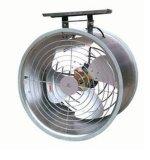 Ventilador industrial del cono de la fibra de vidrio/extractor Louvered de la ventilación para las aves de corral