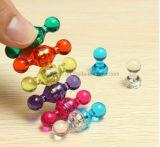 Pintes magnétiques de Tranparent avec de diverses couleurs et force puissante de traction