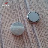 Bateria de prata da pilha da moeda do relógio do óxido Sr920 370 1.55V