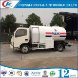 Camion-citerne de gaz propane de bonbon de bonne qualité 2.5mt