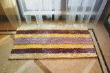 Coperta di zona lucida della coperta del bagno della stuoia di portello di vita/sala da pranzo del Chenille di Microfiber