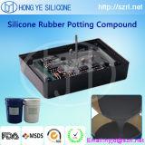 Caoutchouc de silicones corrigé par étain pour Encapsulants
