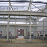 低価格のコモロのプレハブの軽い鉄骨フレームの構造の研修会