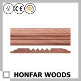 Modanatura di legno del testo fisso dei materiali della decorazione dell'hotel di Hotsale