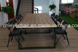 Сильный стул складчатости металла для пользы L-5-1 офиса
