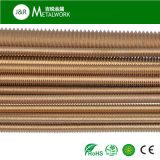 Резьба штанга штанги резьбы M10 M12 DIN975 латунная (DIN976)