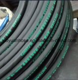 Ajustage de précision en caoutchouc hydraulique de tuyau de boyau à haute pression
