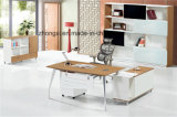 사무실을%s 현대 간단한 멜라민 매니저 테이블 베니어 컴퓨터 테이블