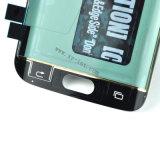 Affissione a cristalli liquidi del telefono mobile per la visualizzazione del bordo di Samsung S6