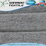 Modo che lavora a maglia il tessuto a spugna 100% del cotone