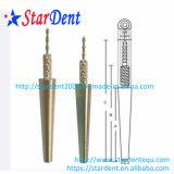 Goujons dentaires de goujons de matériaux de laboratoire/de support