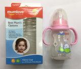 Friedensstifter-führende Flaschen-Milchnahrung-Baby-Flasche gibt Nibbler-Zufuhr B406b an