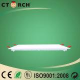 Luz del panel embutida cuadrado del alto rendimiento LED de Ctorch 2017 24W con la aprobación del Ce