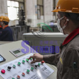 Ys16-37-180 높은 산출 기계 (세륨)를 재생하는 자동적인 알루미늄 합금 연탄