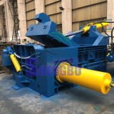 쓰레기 압축 분쇄기 (공장)를 재생하는 유압 금속 조각