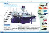 Máquina de molde de sopro dos deslizadores do ar do PVC
