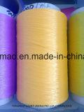 rotes Garn des Polypropylen-600d für gewebte Materialien