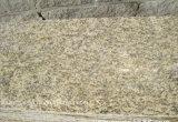 Polished желтый гранит, плитка желтого цвета кожи тигра Китая для лестницы/Countertop/верхней части тщеты