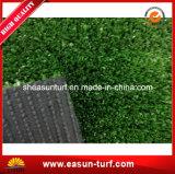 Hierba de alfombra artificial para la decoración de la pared