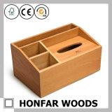 Многофункциональная твердая деревянная коробка хранения для украшения гостиницы
