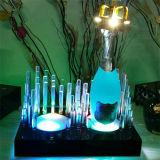 다채로운 아크릴 LED 주류 진열대
