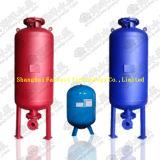 新しい消火活動圧力タンクか障壁のダイヤフラムのタイプタンクまたはサージタンクまたは電圧安定装置タンク