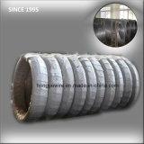 Fio de aço da mola elevada de aço comercial do carbono das portas da garagem