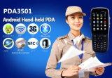 어려운 3.5 인치 접촉 스크린 인조 인간 Barcode 스캐너