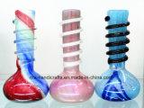 """8 """" tubos simples del vidrio suave/tubos que fuman"""