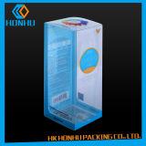 Imballaggio cosmetico dei prodotti biologici di plastica
