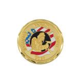 Moneta su ordinazione del metallo di vendita diretta della fabbrica per il regalo del ricordo