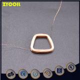 Personnaliser le faisceau légèrement isolé d'air de bobine de câblage cuivre