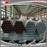 i tubi d'acciaio galvanizzati tuffati caldi 4inch per costruzione e l'acqua trasmettono