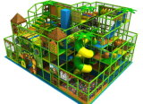 De hete Apparatuur van het Spel van de Jonge geitjes van de Speelplaats van de Kinderen van de Verkoop Openlucht Houten Zachte