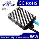 Ballast électronique à démarrage rapide avec fonction de protection universelle