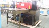 Máquina de corte de alimentação automática de lado duplo para borracha