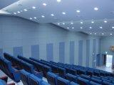 Teatro Differnet Colors Fibra de poliéster Material de construção à prova de som
